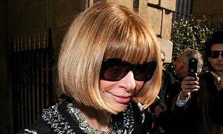 CiF editor questions Anna Wintour's fitness to be US Ambassador but avoids thorniest issue