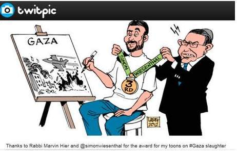The SS-headache of Carlos Latuff