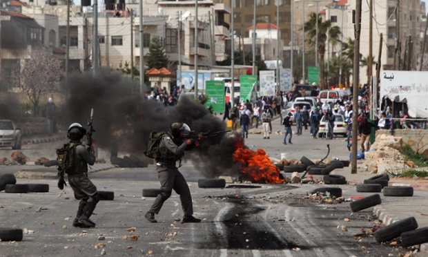 West Bank clashes erupt after Palestinian detainee funeral