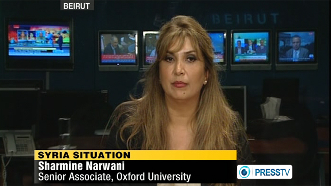 An extremist named Sharmine Narwani finds a home at 'Comment is Free'