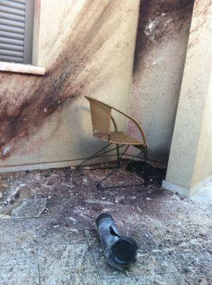 Harriet Sherwood on today's Palestinian rocket attack: An error & an improvement