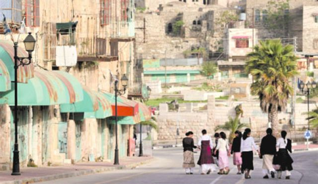 The Guardian's lazy, pejorative characterization of Jews in Hebron