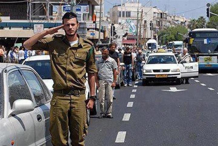 Yom Hazikaron in Ashkelon, 2012