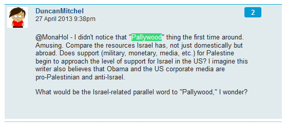 Glenn Greenwald's column at 'CiF': A safe space for antisemitic commenters?
