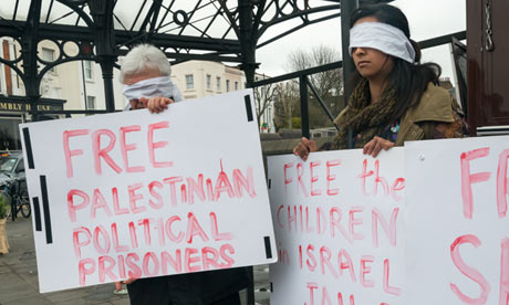 "The Guardian refers to Palestinian terrorist Samer Issawi as a ""political prisoner""."