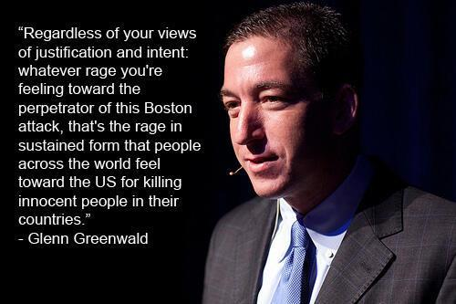 Glenn Greenwald's latest diatribe against Israel's supporters, and others he detests