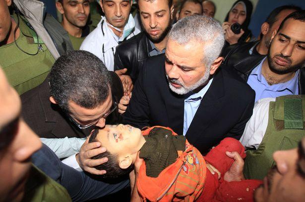 kid killed by hamas