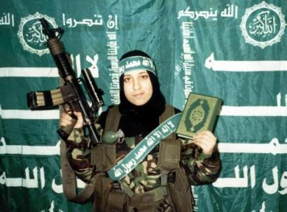 "Harriet Sherwood characterizes Hamas as a ""conservative"" group"
