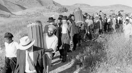 Jews expelled from Jordan