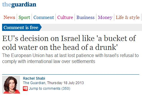 The intoxicated anti-Zionist rants of Rachel Shabi