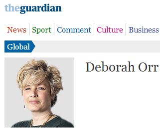 In article on Syria, Deborah Orr again throws in antisemitic 'chosen people' slur