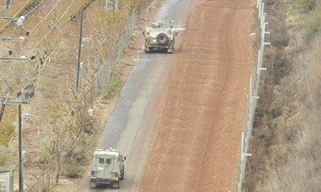 Lebanon-Israel border shooting sparks tensions