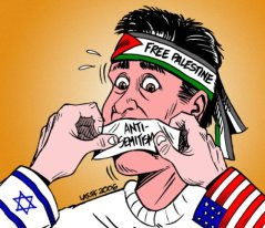 Free-Palestine-Anti-Semitic-Carlos-Latuff