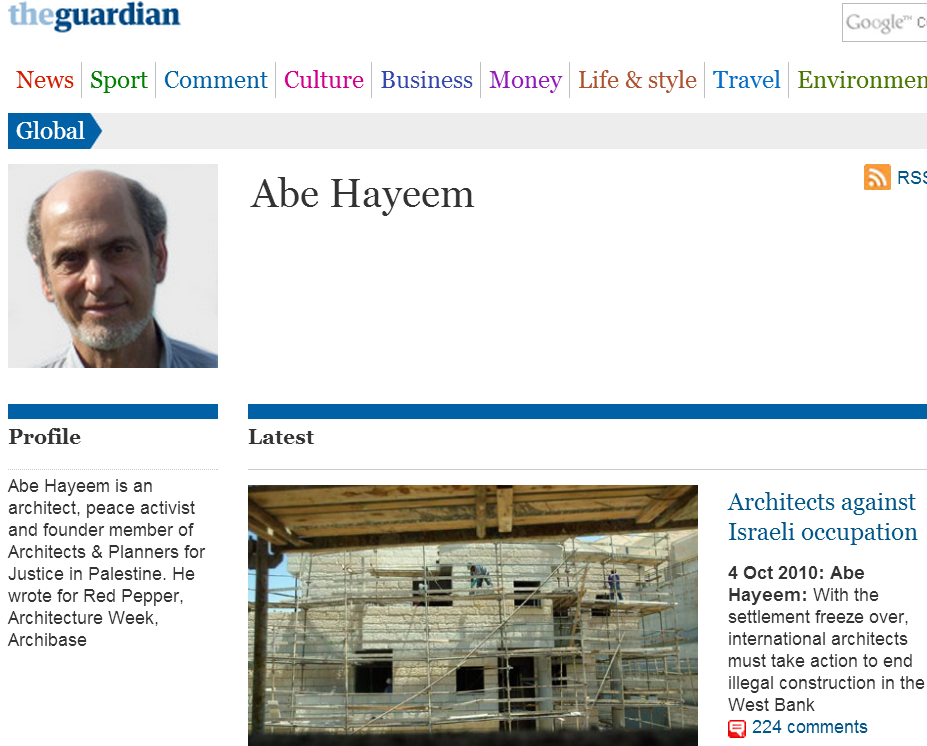Factual errors behind the anti-Israel vote by Royal Institute of British Architects
