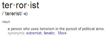 UK journo uses subjective word 'terrorist' for Jews, but not for Hamas