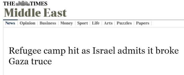 UK media headline fail:  Do Times editors read their own articles?