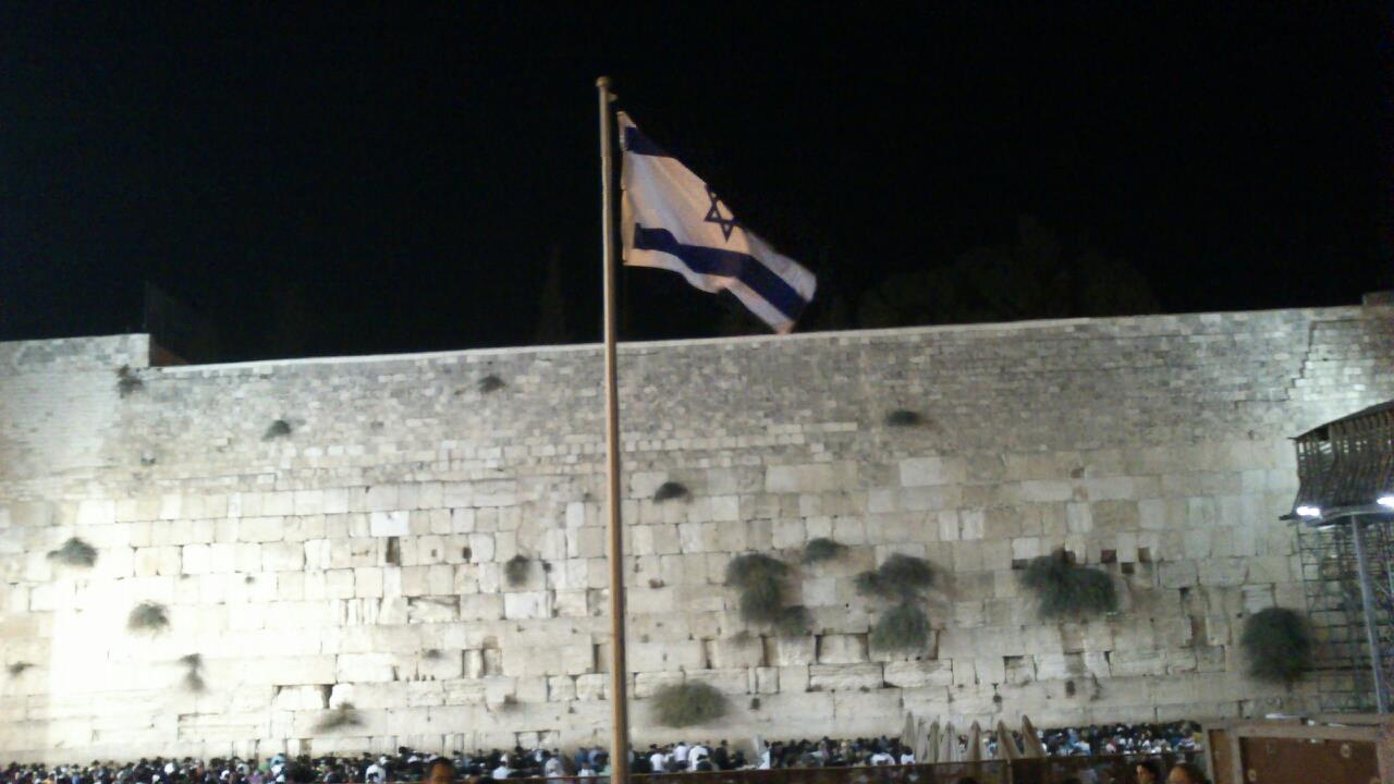 Independent falsely claims the Western Wall is Judaism's holiest site