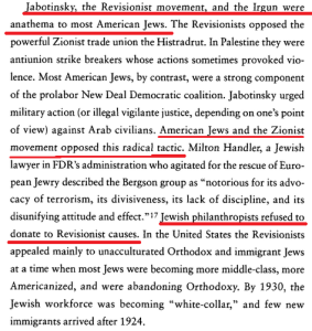 The Guardian imagines a 'powerful American Jewish lobby'…in the 1940s!