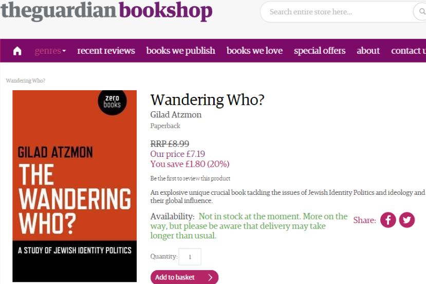 wandering who