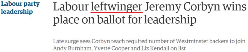 guardian headline