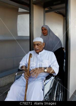 palestinians-passing-through-metal-detector-at-erez-crossing-border-c78271