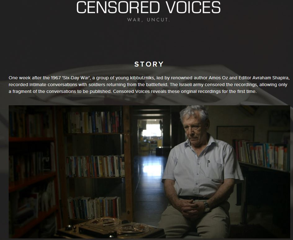 censored voices two
