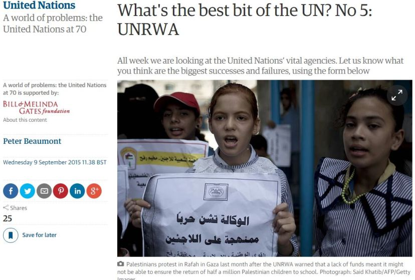best bits of the un