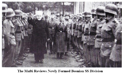 mufti reviews bosnian ss division