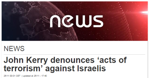 new euronews headline