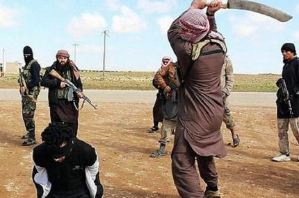 ISIS execution by sword2
