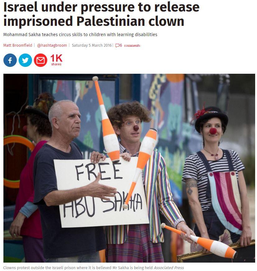 indy clown