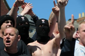EDL-Newcastle-2013