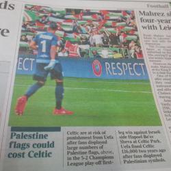 Celtic match