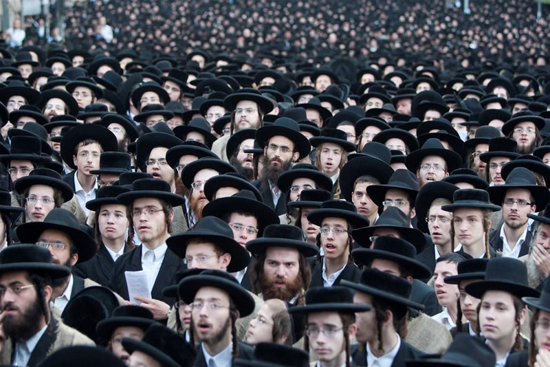 Haredi Jews In Israel: Times Of London 'reveals' Huge Influx Of Haredi Jews To