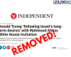 Countless Independent Articles With Errors, Deception and Lies on Israel For-facebook