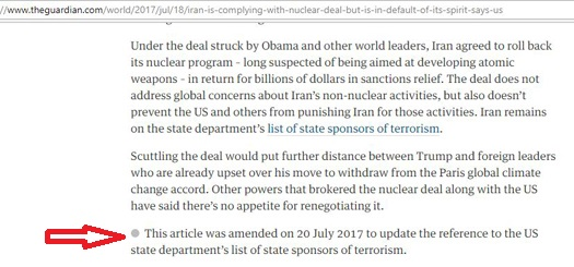 Jew Detector: AP And Guardian Correct: Acknowledge Iranian Support For