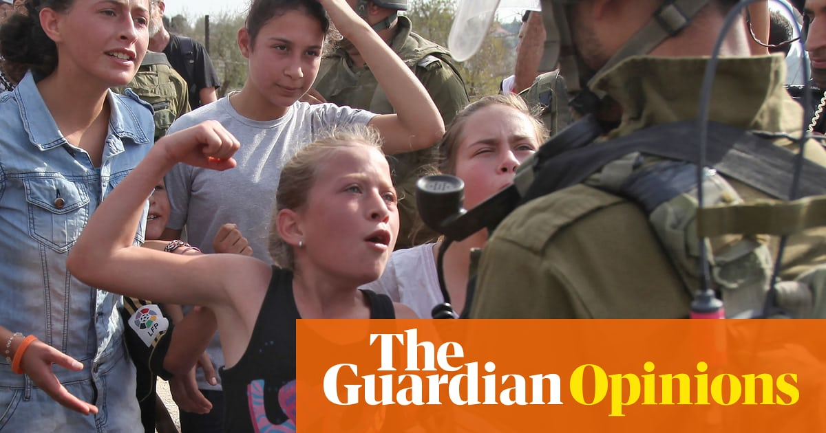 "Guardian op-ed refers to Ahed Tamimi as a ""political prisoner"""