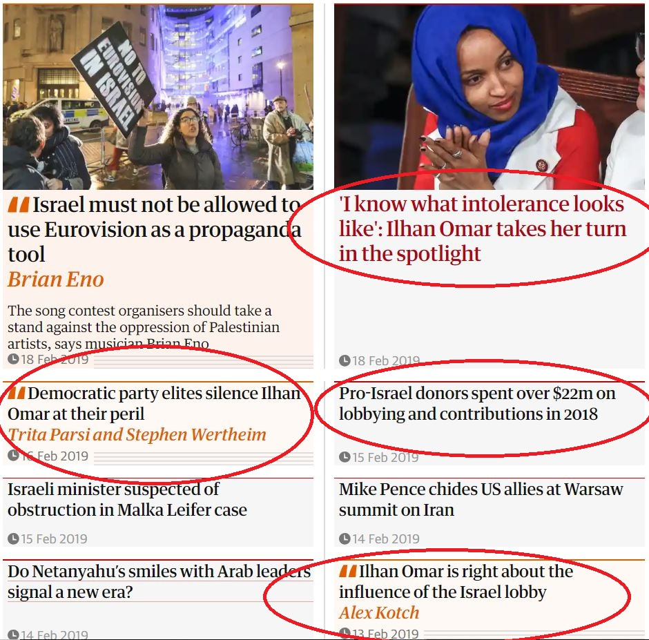 guardian promotes view that racism is behind criticism of