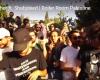 """BLTNM music video with anti """"whitewashing"""" and """"pinkwashing"""" T-Shirt."""