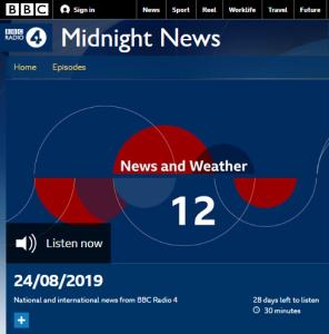 Midnight News 24 8